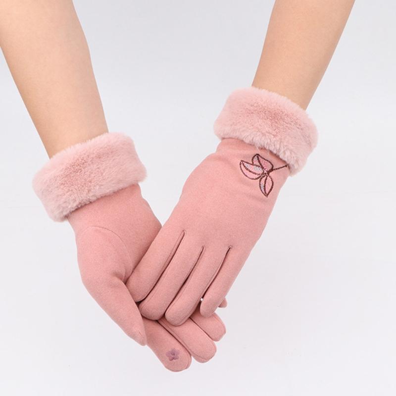 Uden fingre fingervanter Handsker &